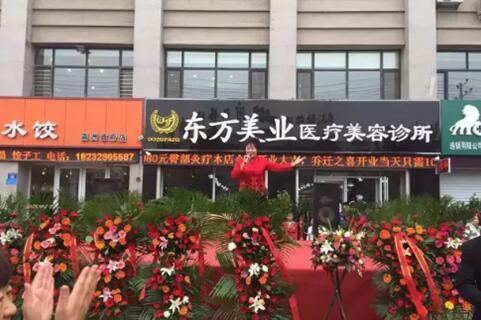 沧州河间东方美业医疗美容诊所